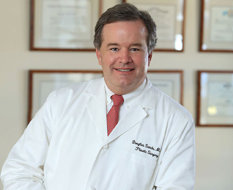 Board Certified Plastic Surgeon Douglas Sunde